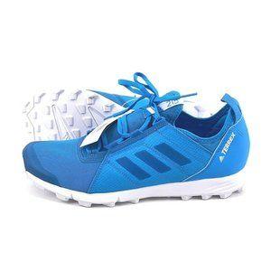 NEW Adidas Terrex Speed 215 Cyan Blue Sneakers 11